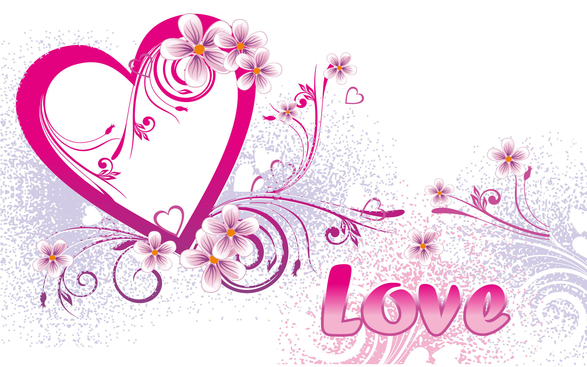The door to love