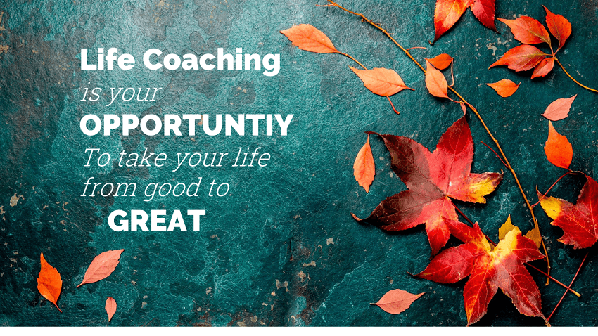 Life Coaching quote