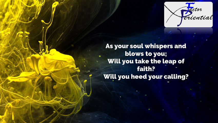 Post 17 Aug 2019 Whispers from your soul