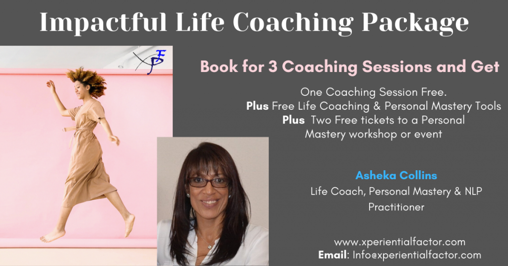 Impactful Life Coaching Package