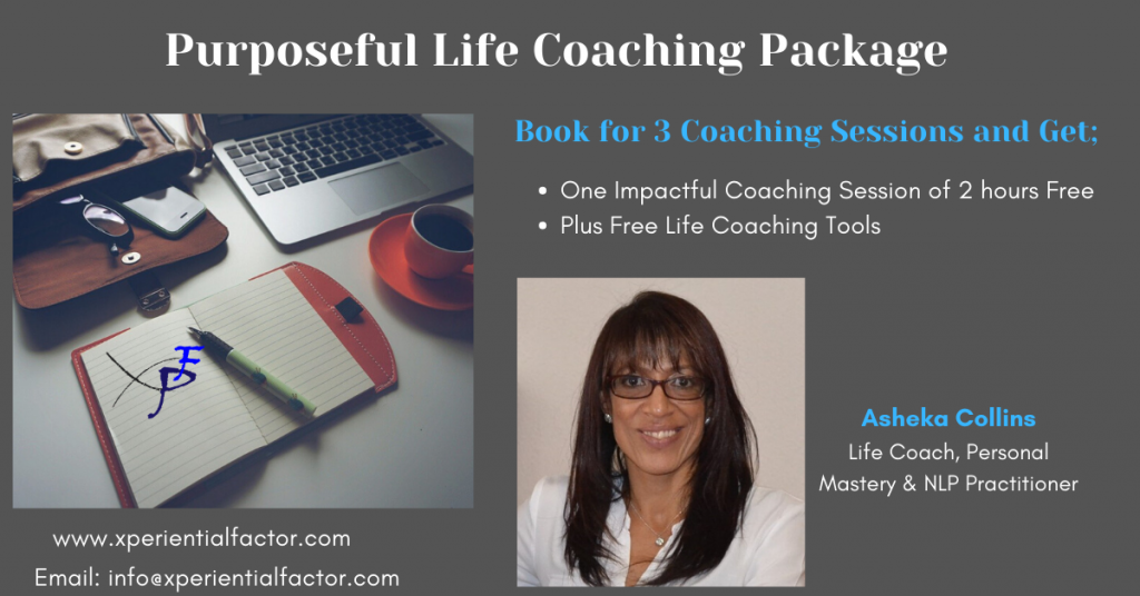 Purposeful Life Coaching Package