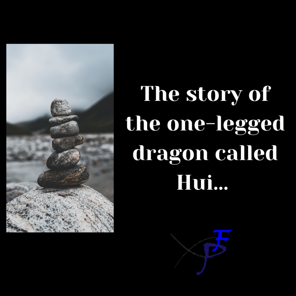 A dragon called Hui